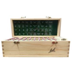 英國Bach巴哈花精 全系列花精木盒套組