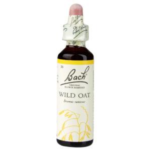 英國BACH巴哈花精 野燕麥(36) wild oat